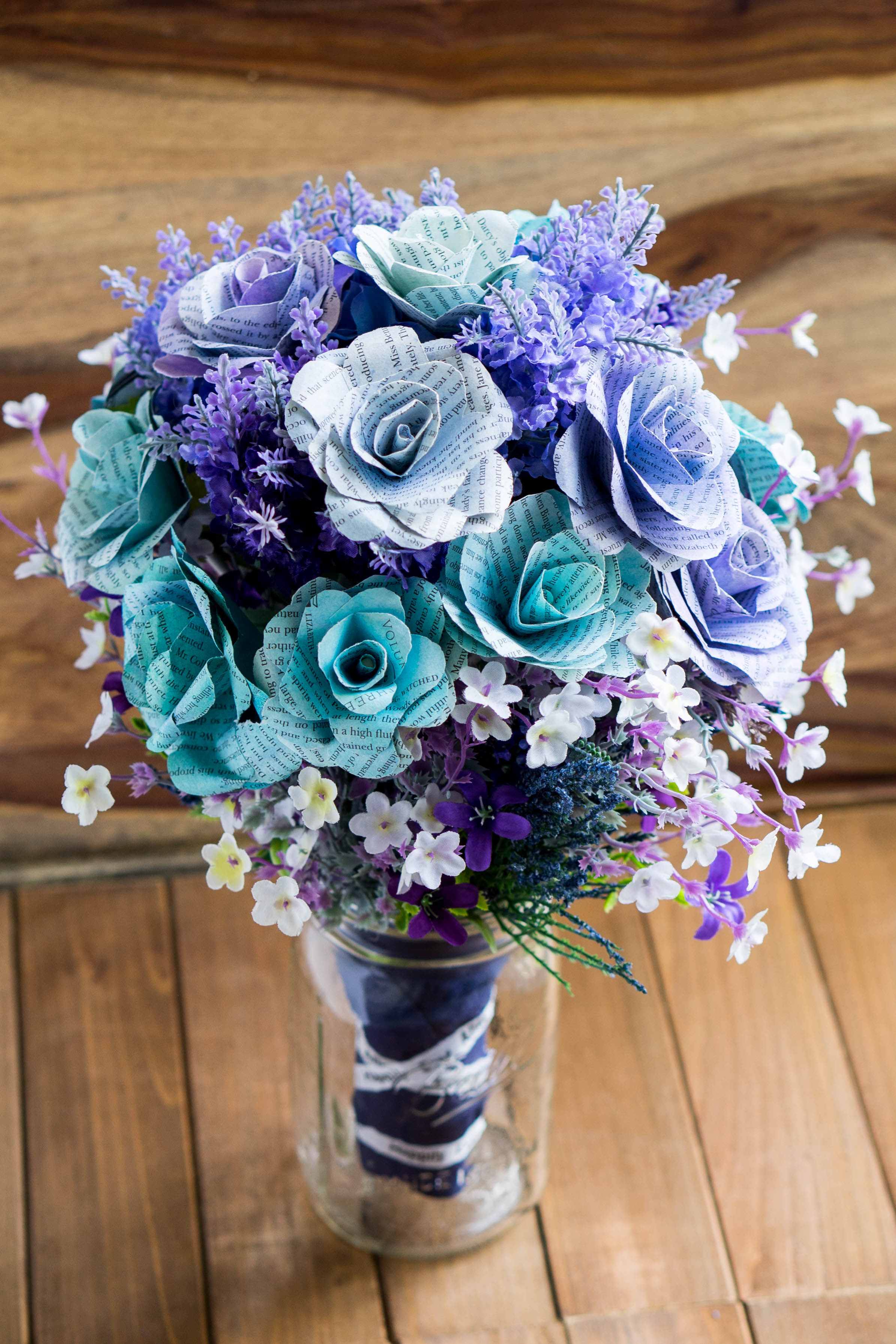 Bride Flowers | cookingalamel.com