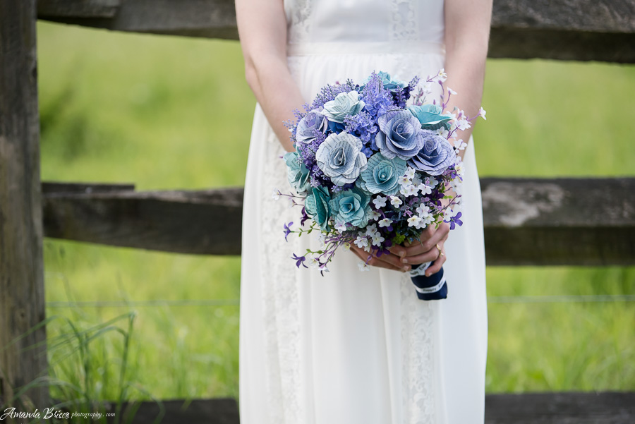 Bridal Bouquet | cookingalamel.com