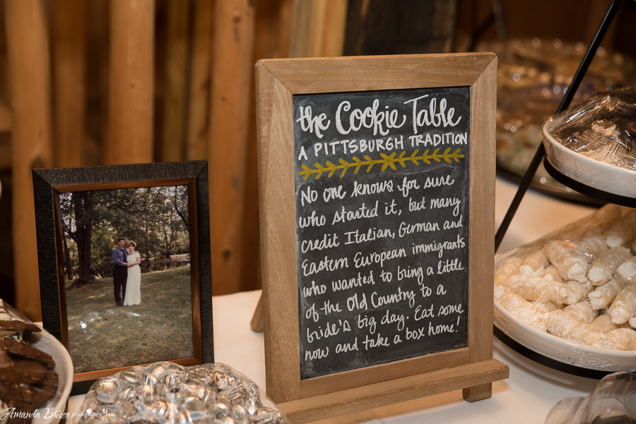 Pittsburgh Cookie Table | cookingalamel.com